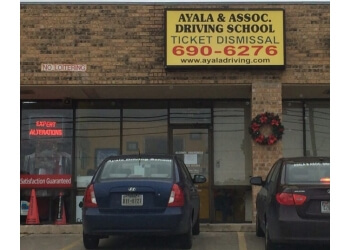 San Antonio driving school Ayala & Associates Driving School