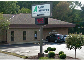 Akron insurance agent Ayers Insurance