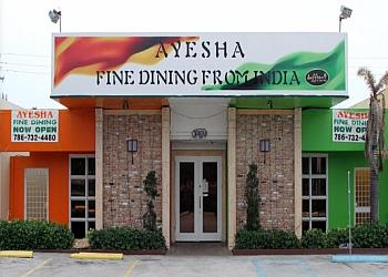 Miami indian restaurant Ayesha