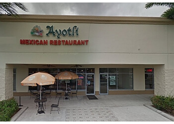 Coral Springs mexican restaurant Ayotli Mexican Restaurant