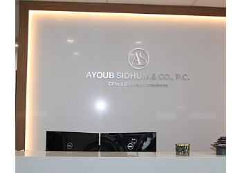 Corona accounting firm Ayoub & Associates, CPA