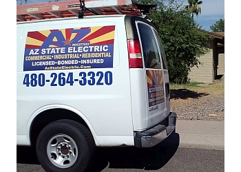 Chandler electrician Az State Electric, LLC