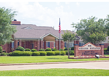Shreveport assisted living facility Azalea Estates