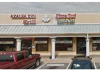 Norfolk sports bar Azalea Inn & Time Out sports bar