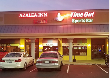 Norfolk sports bar Azalea Inn & Time Out sports bar