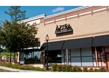 Raleigh indian restaurant Azitra Restaurant
