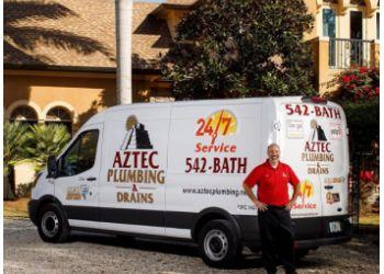 Cape Coral plumber Aztec Plumbing & Drains