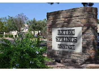 Mesa apartments for rent Aztec Springs