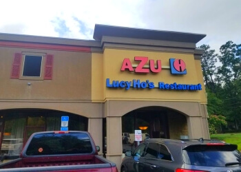 Tallahassee sushi Azu Lucy Ho's