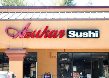 Sacramento sushi Azukar Sushi