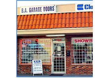 Miami garage door repair B.A. Garage Doors, Inc.