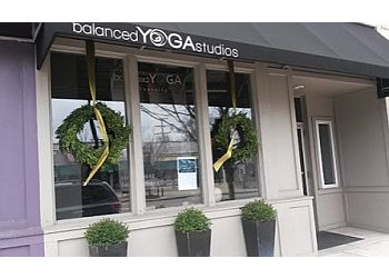 Columbus yoga studio BALANCED YOGA STUDIOS