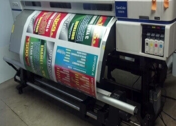Moreno Valley printing service B.A Media Company, Inc.