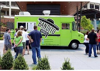 Greensboro food truck BANDITO BURRITO TRUCK
