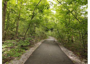 Murfreesboro hiking trail BARFIELD CRESCENT PARK