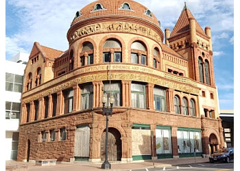 Bridgeport landmark BARNUM MUSEUM