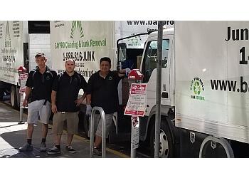 San Francisco junk removal BAYPRO Junk Removal