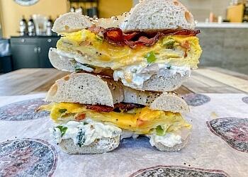 Columbia bagel shop B&B Bagel Company