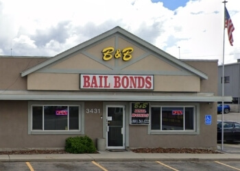 Salt Lake City bail bond B & B Bail Bonds