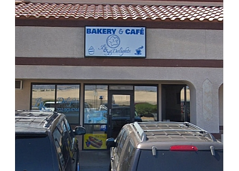 North Las Vegas bakery B&B Delights Bakery and Cafe