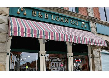 Fort Wayne pawn shop B & B Loan Company