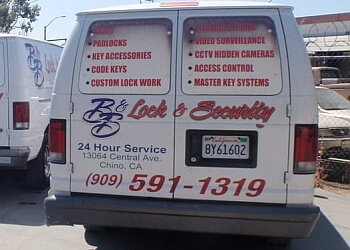 Ontario 24 hour locksmith B&B Lock and Security