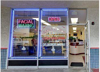 Fullerton nail salon BB Nails & Spa