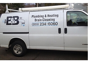 New Haven plumber B&B Plumbing & Heating, LLC