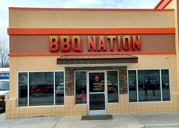 High Point indian restaurant BBQ Nation Indian Grill