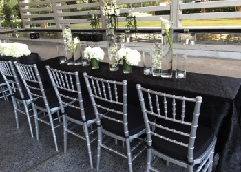 Baton Rouge event rental company B&B Staff-Tenders and Event Rentals