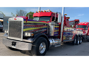 Baltimore towing company BBT & Recovery Wrecker Service