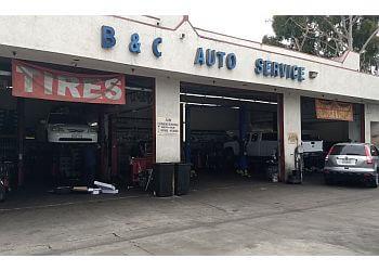 Santa Ana car repair shop B C Advance Auto Repair