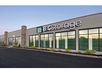 Syracuse storage unit B&C Self Storage