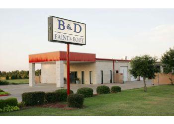 Mesquite auto body shop B & D Paint & Body, Inc.