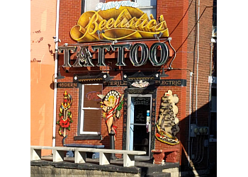 Cincinnati tattoo shop Beelistic Tattoo