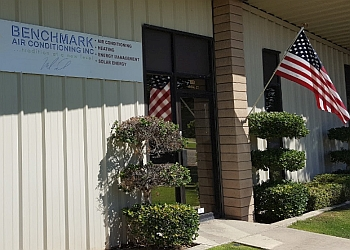 Bakersfield hvac service BENCHMARK AIR CONDITIONING, INC.