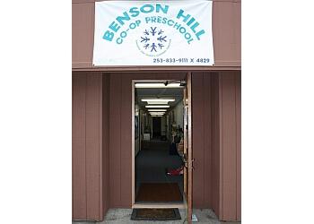 Kent preschool BENSON HILL COOPERATIVE PRESCHOOL