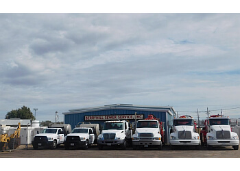 Lubbock septic tank service BERRYHILL SEWER SERVICE, INC.