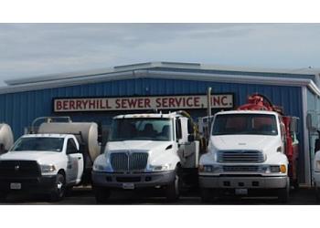 Lubbock septic tank service BERRYHILL SEWER SERVICE, INC