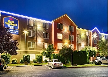 Vancouver hotel BEST WESTERN PLUS