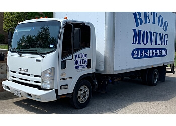 Irving moving company BETOS MOVING & Delivery