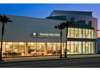 Los Angeles car dealership BEVERLY HILLS BMW
