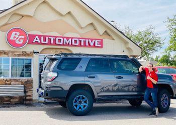 Fort Collins car repair shop BG Automotive
