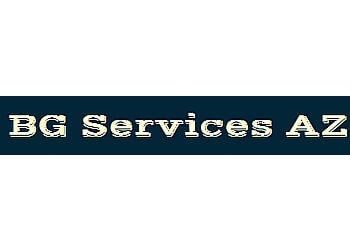 Peoria web designer BG Services AZ