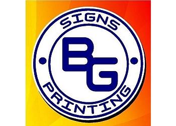 Fontana printing service B & G Signs and Printing