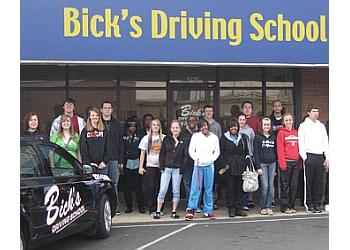Cincinnati driving school Bick's Driving School