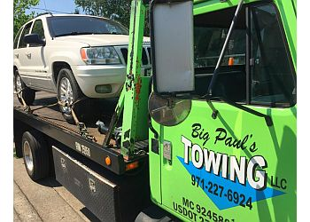 Portland towing company BIG PAUL'S TOWING LLC