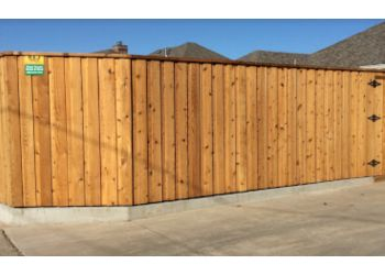 Amarillo fencing contractor  B & J Fence Co