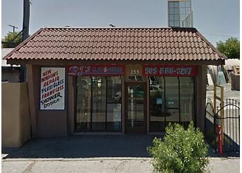 San Bernardino window company BJ's Glass & Mirror