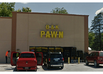 Killeen pawn shop B & K Pawn